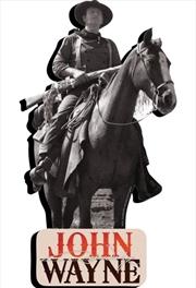 John Wayne Horse Magnet | Merchandise