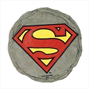 Superman Logo Stepping Stone | Collectable