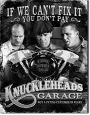 3 Stooges Knuckleheads | Merchandise