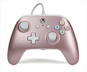 XB1 Enhanced Wired Controller Rose Gold | XBox One