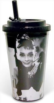 Audrey Thermos W/Flip Straw | Merchandise