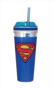 Superman Logo Combo Cup | Merchandise