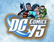 DC Comics Tin Sign   Merchandise