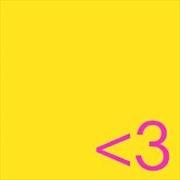 <3 | CD
