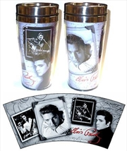 Elvis Frames Travel Mug | Merchandise