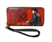 Elvis Wallet With Zipper | Merchandise