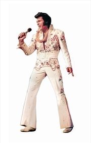 Elvis Metal Sign Jump Diecut | Merchandise