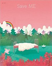 Save Me - Graphic Lyrics Vol 2 | Hardback Book