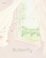Butterfly - Graphic Lyrics Vol 5 | Hardback Book