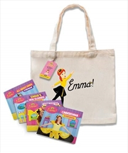 Little Bookworms The Wiggles: Emma Book And Tote | Hardback Book