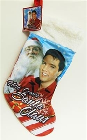 Elvis Christmas Stocking | Collectable