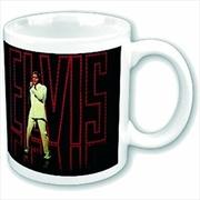 Elvis 68 Special Mug   Merchandise