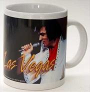 Elvis Las Vegas Mug | Merchandise