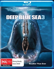 Deep Blue Sea 3 | Blu-ray