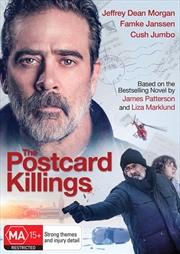 Postcard Killings, The | DVD
