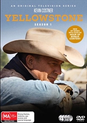 Yellowstone - Season 1 | DVD