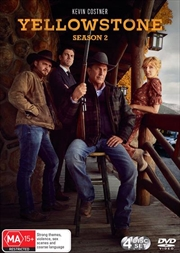 Yellowstone - Season 2 | DVD