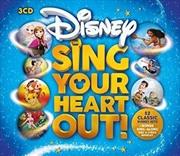 Disney Sing Your Heart Out  | CD