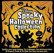 Disney Spooky Halloween Collection | CD