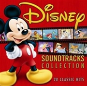 Disney Soundtracks Collection  | CD