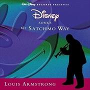 Disney Songs The Satchmo Way | CD