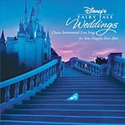 Disney's Fairy Tale Weddings  | CD