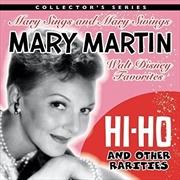 Mary Martin Sings Walt Disney & Other Rarities | CD
