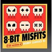 8 Bit Versions Of Disney Classics | CD