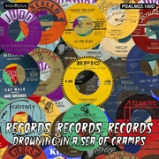 Records Records Records - Drowning In A Sea Of Cramps | CD