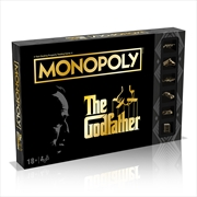 Monopoly - Godfather Edition | Merchandise