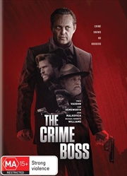 Crime Boss, The | DVD