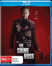 Crime Boss, The | Blu-ray