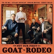Not Our First Goat Rodeo | CD
