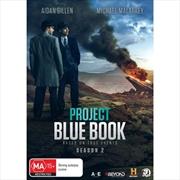 Project Blue Book - Season 2 | DVD