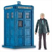 "Doctor Who - Third Doctor & TARDIS 5"" Action Figure Set | Merchandise"