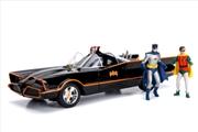 Batman (1966) - Batmobile 1:18 w/Batman | Merchandise