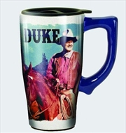 John Wayne Duke Travel Mug | Merchandise