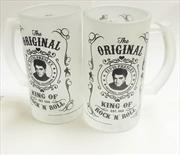 Elvis Stein Black and White - 16 Oz Set of 2 | Merchandise