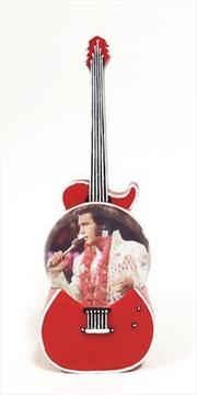 Elvis Snowglobe Guitar | Collectable
