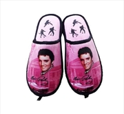 Elvis Slippers Pink | Apparel