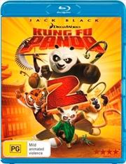 Kung Fu Panda 2 | Blu-ray