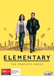 Elementary - Season 1-7 | DVD