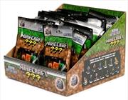 Minecraft - Nano Metalfigs Single Pack Assortment Wave 01 | Merchandise