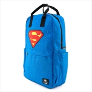 Superman - Shield & Stars Backpack | Apparel
