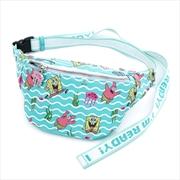 SpongeBob SquarePants - Jellyfishing Bum Bag | Apparel