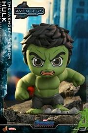 Avengers 4: Endgame - Hulk The Avengers Version Cosbaby | Merchandise