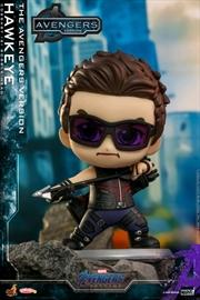 Avengers 4: Endgame - Hawkeye Avengers Cosbaby | Merchandise