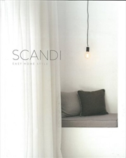 Scandi Easy Home Style Series | Hardback Book