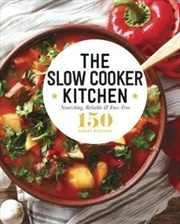 Slow Cooker Kitchen Kitchen Cookbooks | Hardback Book