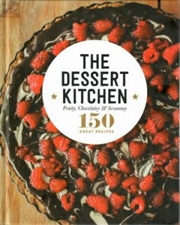 The Dessert Kitchen | Hardback Book
